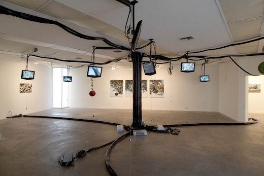 Joel Tauber: Sick-Amour Installation view