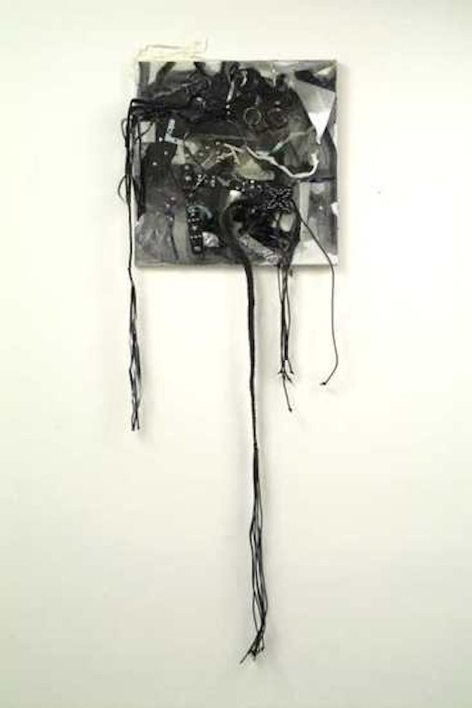 This is an artwork titled Untitled by artist Jutta Koether made in 2006