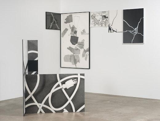 Karl Haendel Installation View