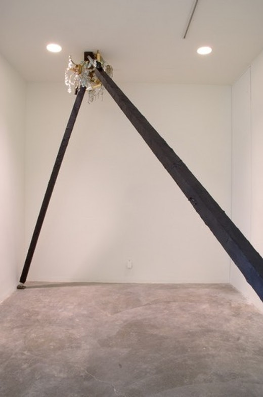 This is an artwork titled Great Expectations by artist Olga Koumoundouros made in 2008