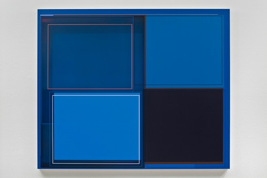 This is an artwork titled Quartet by artist Patrick Wilson made in 2009