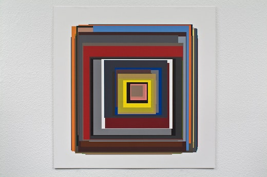 This is an artwork titled Fourty-four by artist Patrick Wilson made in 2009