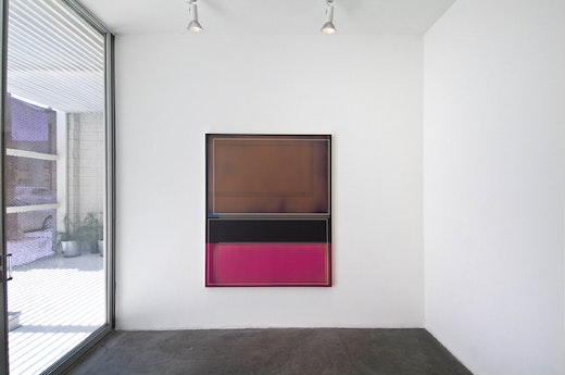 This is an artwork titled Installation View by artist Patrick Wilson made in 2009