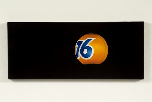 This is an artwork titled no title by artist Robert Olsen made in 2007