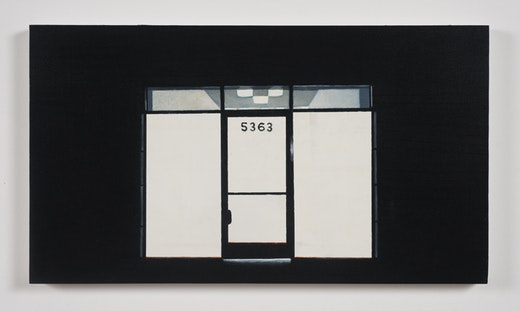 This is an artwork titled no title by artist Robert Olsen made in 2009