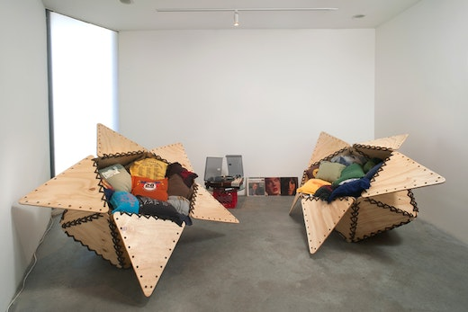 Sean Duffy: Can't Stop It Installation view