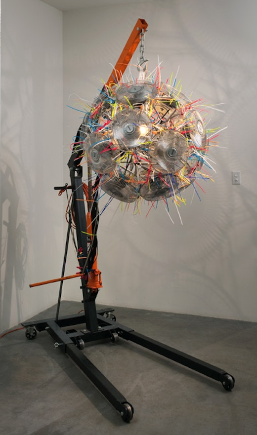 This is an artwork titled The Void by artist Sean Duffy made in 2009