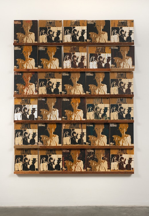 This is an artwork titled Tobacco Road by artist Sean Duffy made in 2009
