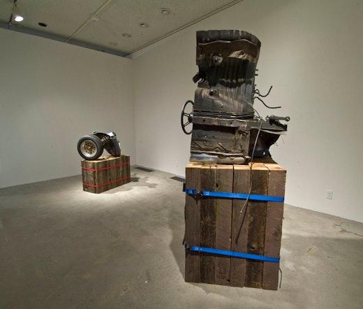 Sean Duffy Installation view