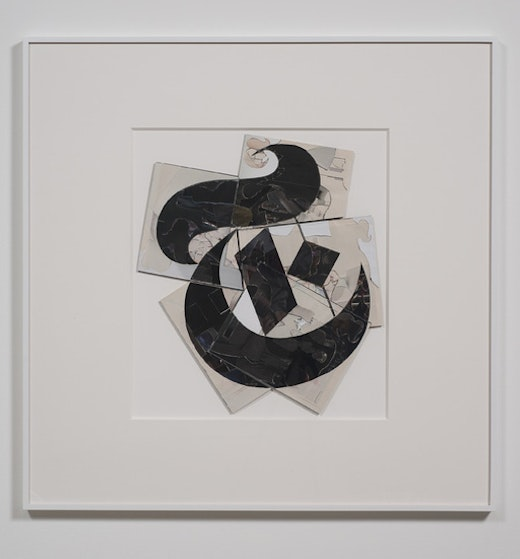 This is an artwork titled Times T by artist Sean Duffy made in 2010
