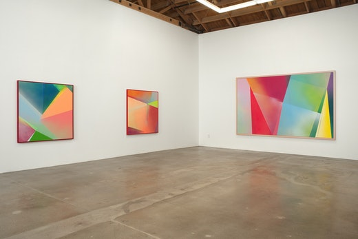 Yunhee Min: Attraction Installation view