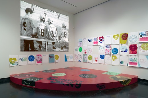 This is an artwork titled TRANSFORMer: Platform for Community Education, Actvism and Fundraising by artist Andrea Bowers, Olga Koumoundouros made in 2013