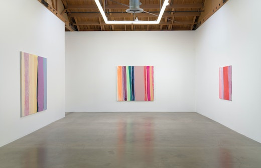 Wilde Paintings Installation view