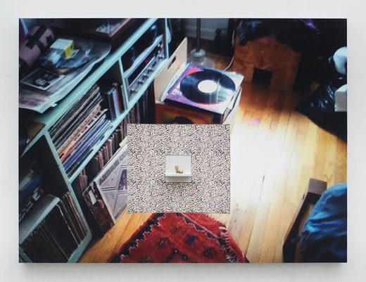 "Sadie Benning ""Bedroom,"" 2016"