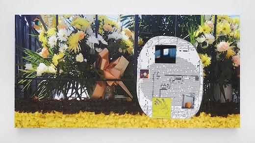 """Sadie Benning """"Shared Eye (Sequence 14, Panel 39),"""" 2016"""