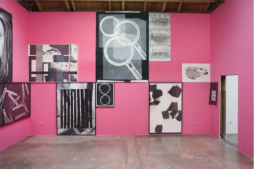 Karl Haendel: Informal Family Blackmail Installation view
