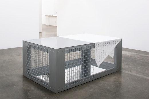 Mary Kelly Habitus: Type II, 2010-2012