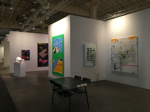 EXPO Chicago, Installation View