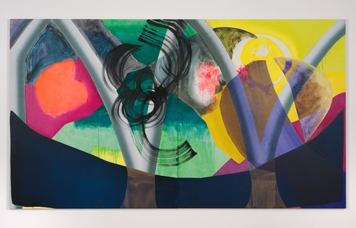 This is an artwork titled Untitled Painting #2 by artist Monique van Genderen made in 2013