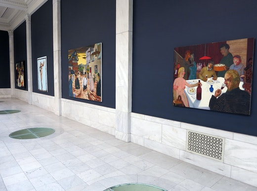 This is an artwork titled 3 Carnegie International: Nicole Eisenman, October 5, 2013 – March 16 by artist Nicole Eisenman made in 2014