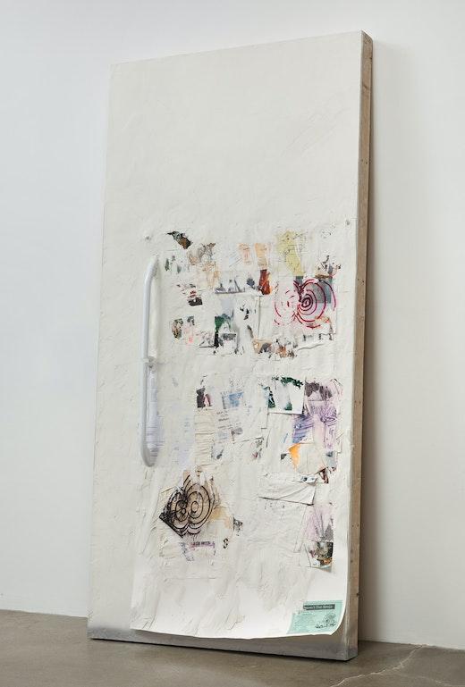 This is an artwork titled Ice Box by artist Olga Koumoundouros made in 2013