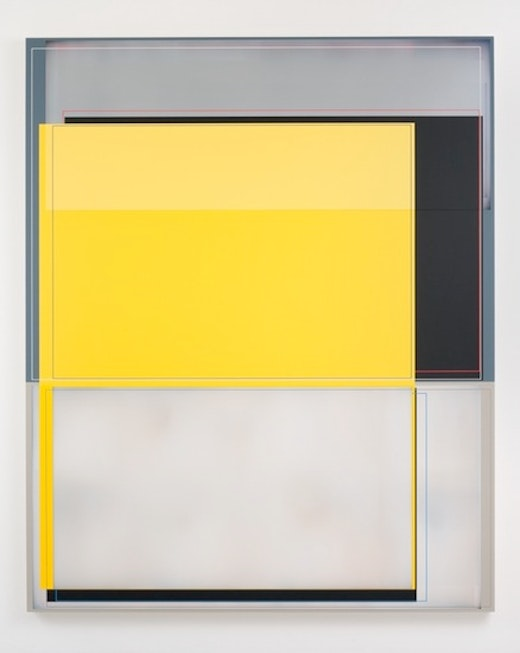 This is an artwork titled Meadowlark by artist Patrick Wilson made in 2011