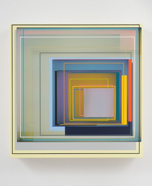 This is an artwork titled Solid Gold by artist Patrick Wilson made in 2011