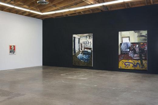Raffi Kalenderian Installation view