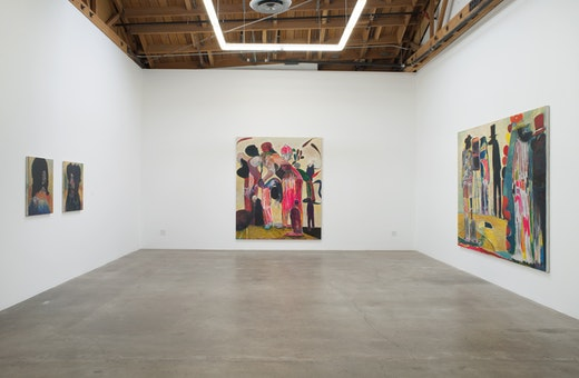 Ryan Mosley: Band of None Installation view