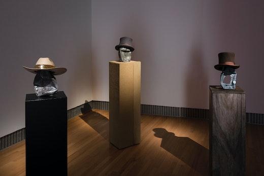 """Edgar Arceneaux """"Until, Until, Until..."""" Installation View"""