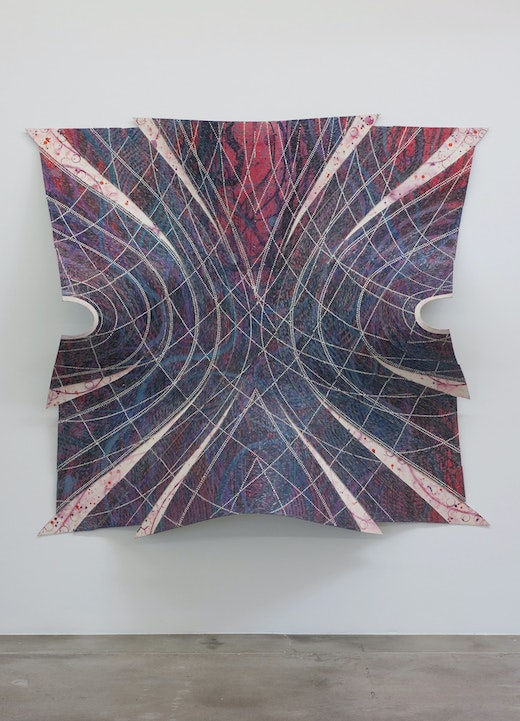 This is an artwork titled The Radiance of Awareness II by artist Tam Van Tran made in 2012