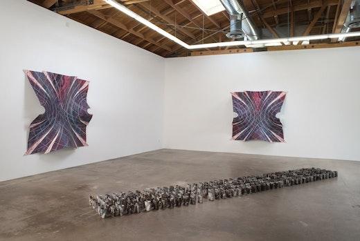 Tam Van Tran: Adornment of Basic Space Installation View