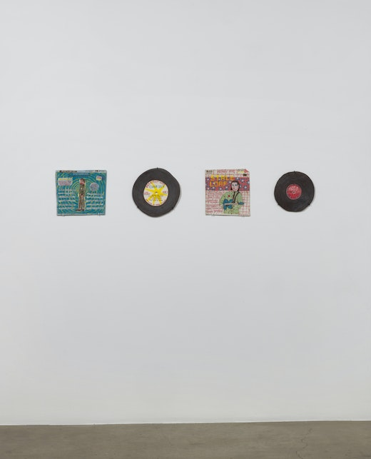 Two-Hit Wonder (and a Half) Installation view