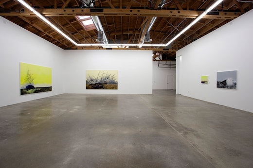 Whitney Bedford Installation View