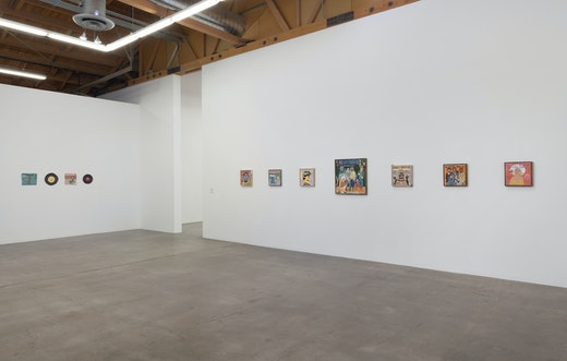 Two-Hit Wonder (and a Half) Installation view Photo credit: Robert Wedemeyer