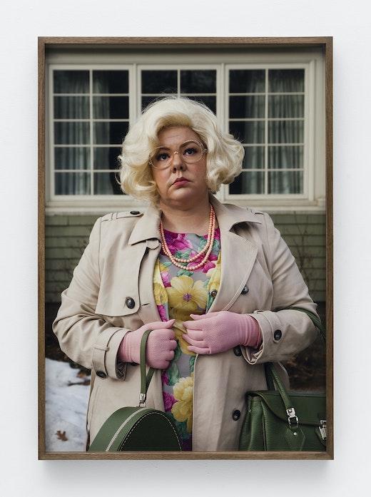 "Genevieve Gaignard ""Miss Daisy,"" 2020"