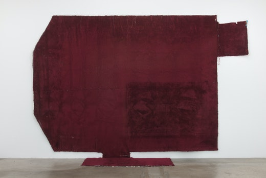 "Rodney McMillian ""Untitled,"" 2011"