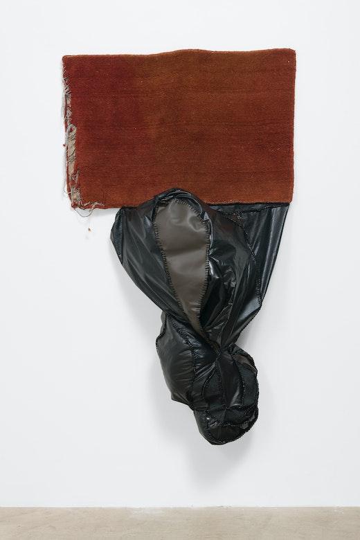"Rodney McMillian ""Untitled (sac) VI,"" 2018"