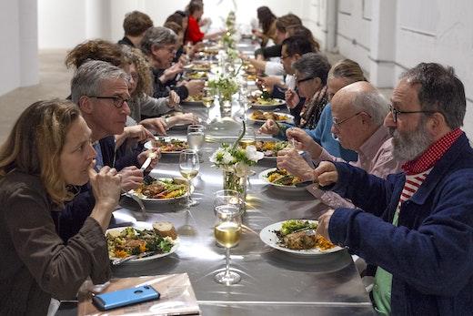 Karl Haendel: Double Dominant Part II Dinner Reception