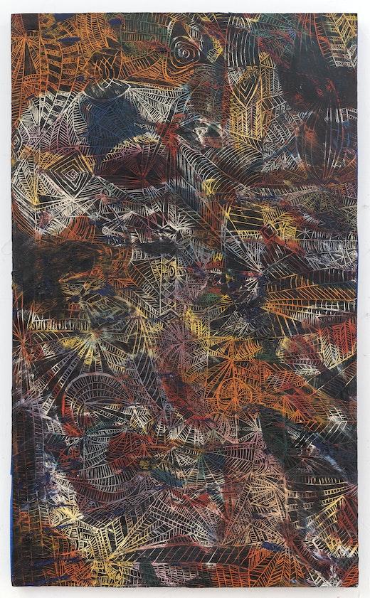 "Angel Otero ""Wild Palms,"" 2016"
