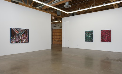A Year Without Painting Installation View