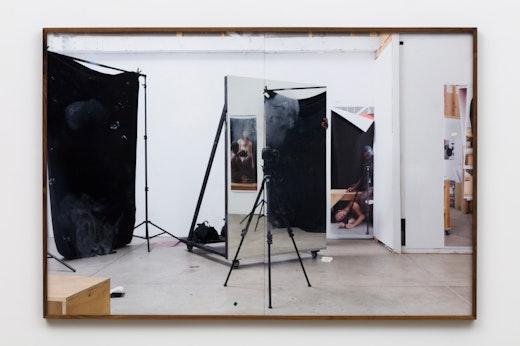 """""""Studio (0X5A5038),"""" 2020"""