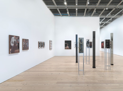 Installation view of the Whitney Biennial 2019 (Whitney Museum of American Art, New York, May 17-September 22, 2019)