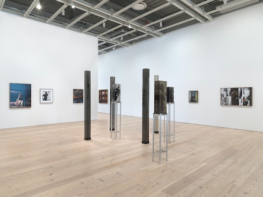 Installation view of the Whitney Biennial 2019 (Whitney Museum of American Art, New York, May 17-September 22, 2019).