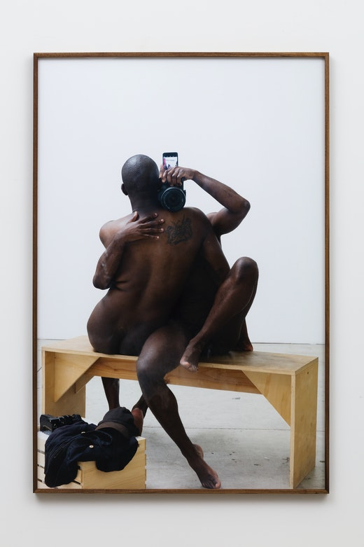 "Paul Mpagi Sepuya ""Figure (0X5A0918),"" 2019"