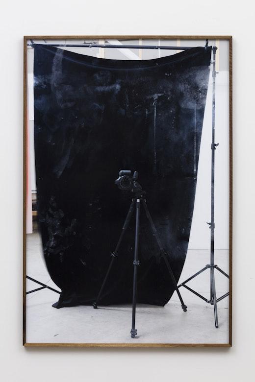 "Paul Mpagi Sepuya ""Drop Scene (0X5A1916),"" 2019"