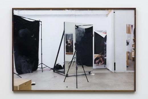 "Paul Mpagi Sepuya ""Studio (0X5A5038),"" 2020"
