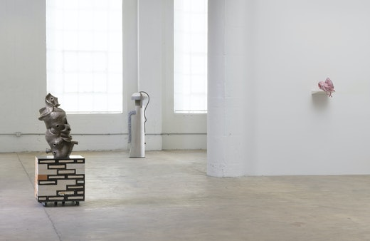 """""""Arlene Shechet: Sculpture"""" Installation view"""