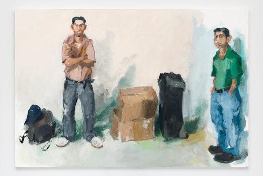 "John Sonsini ""Saul & Lorenzo,"" 2008"