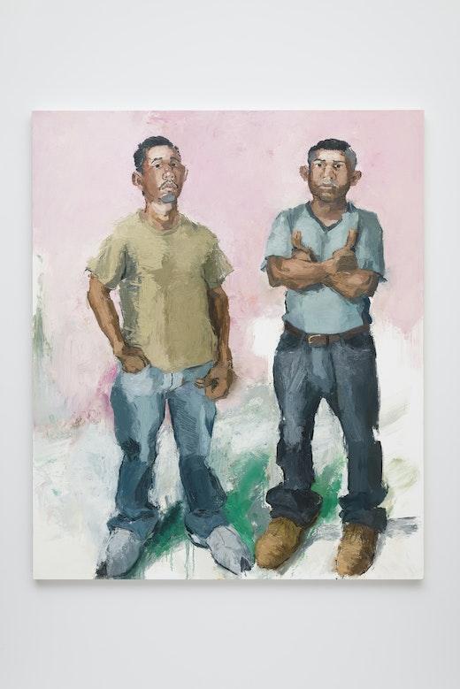 "John Sonsini ""Francisco & Raul,"" 2009"